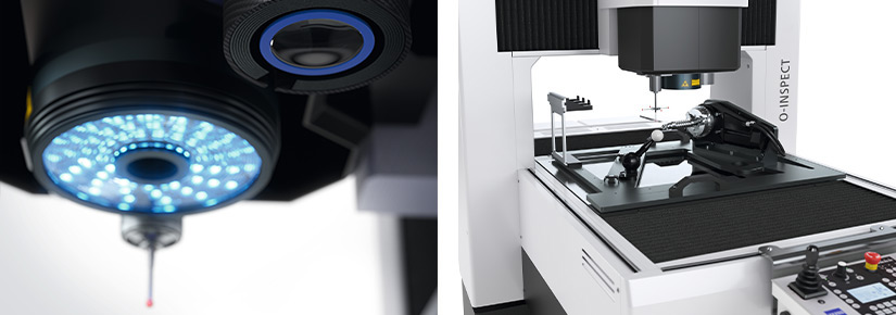 The ZEISS O-INSPECT illumination system