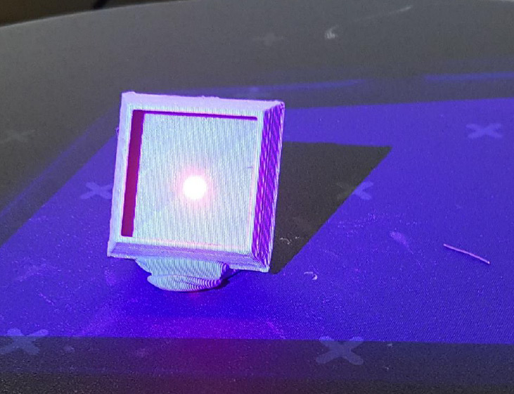 3D sensor optimizes 3D printing