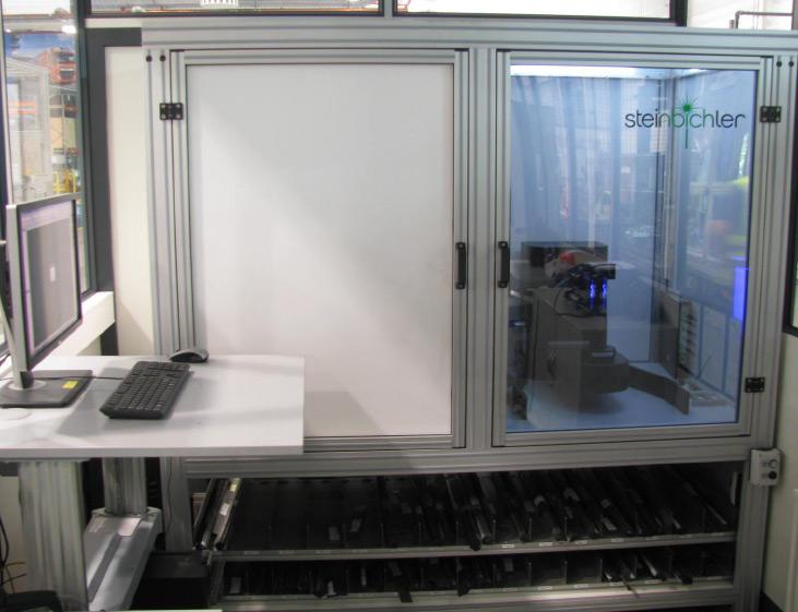 3D sensor makes automatic
