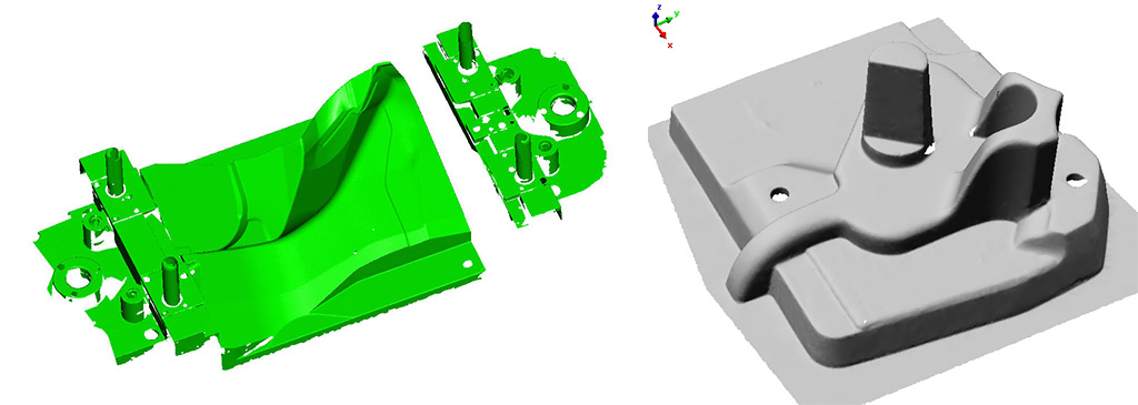 Reverse engineering TScan