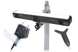 Sistemi di scansione laser 3D
