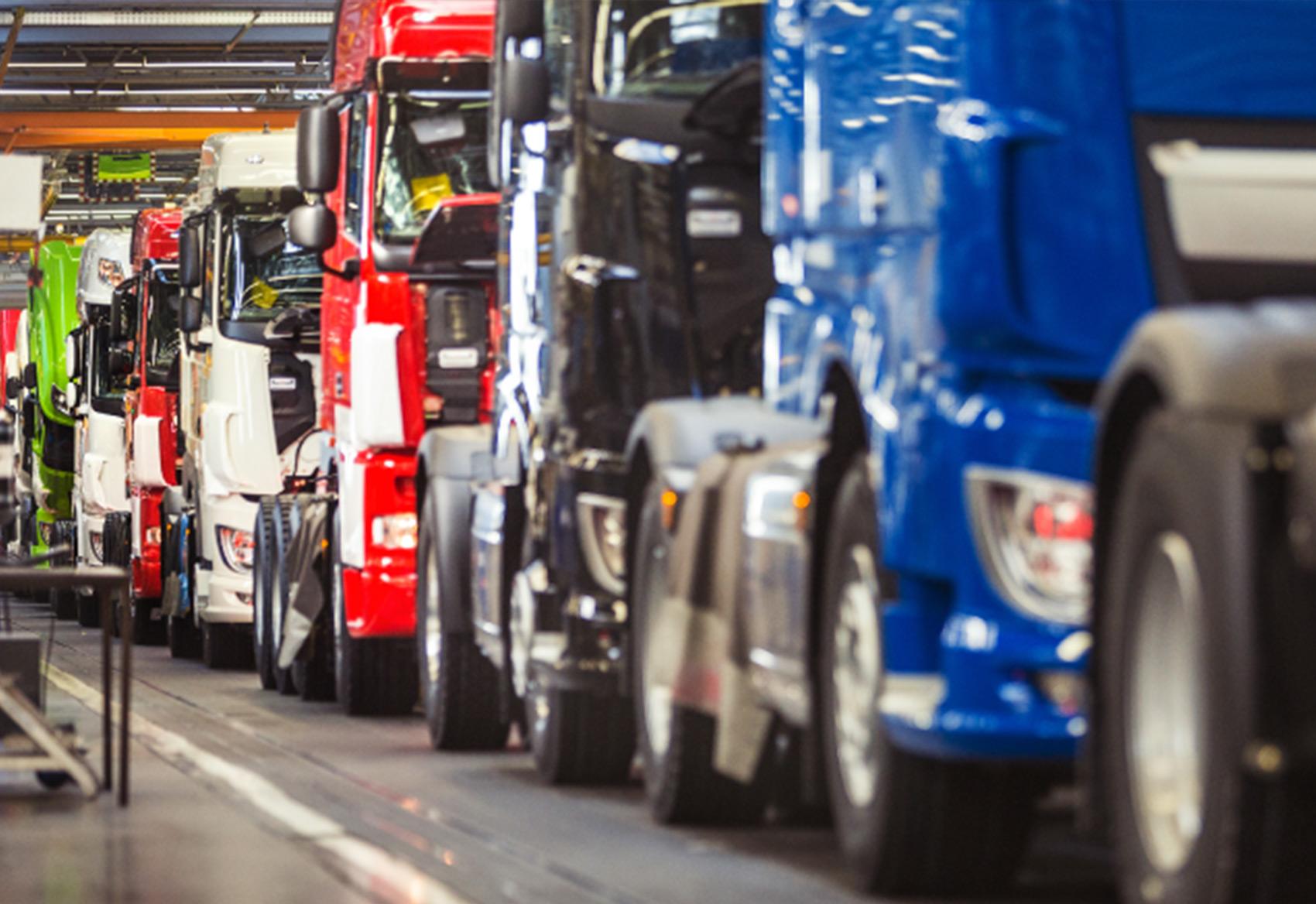 Truck Manifacturing