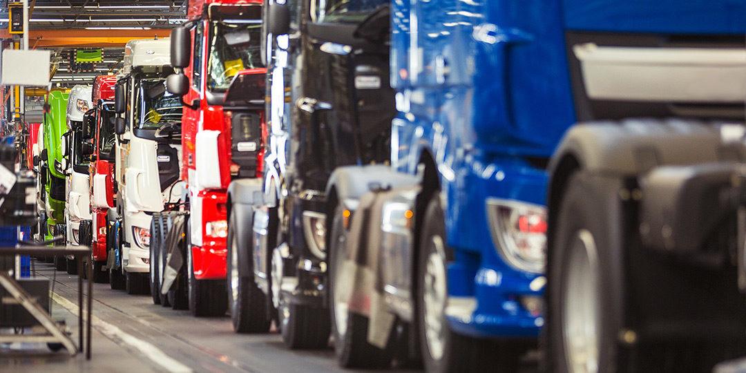 Manufacturing Truck