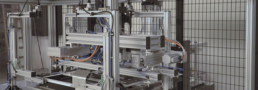 Impianto automatizzato