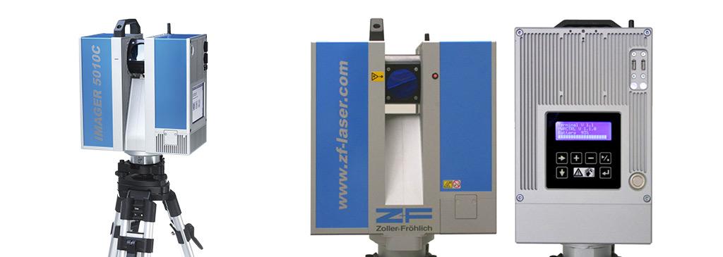 Laser Scanner Z F