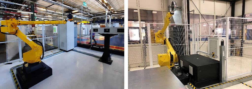 soluzioni metrologiche e celle automatizzate su misura.