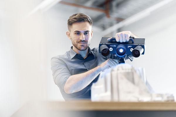 Tecnologie per la scansione 3D